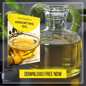 The Power of Anointing Oil